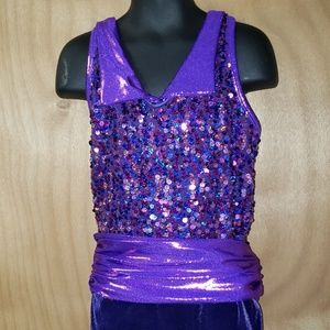 Girls Dance Recital Leotard